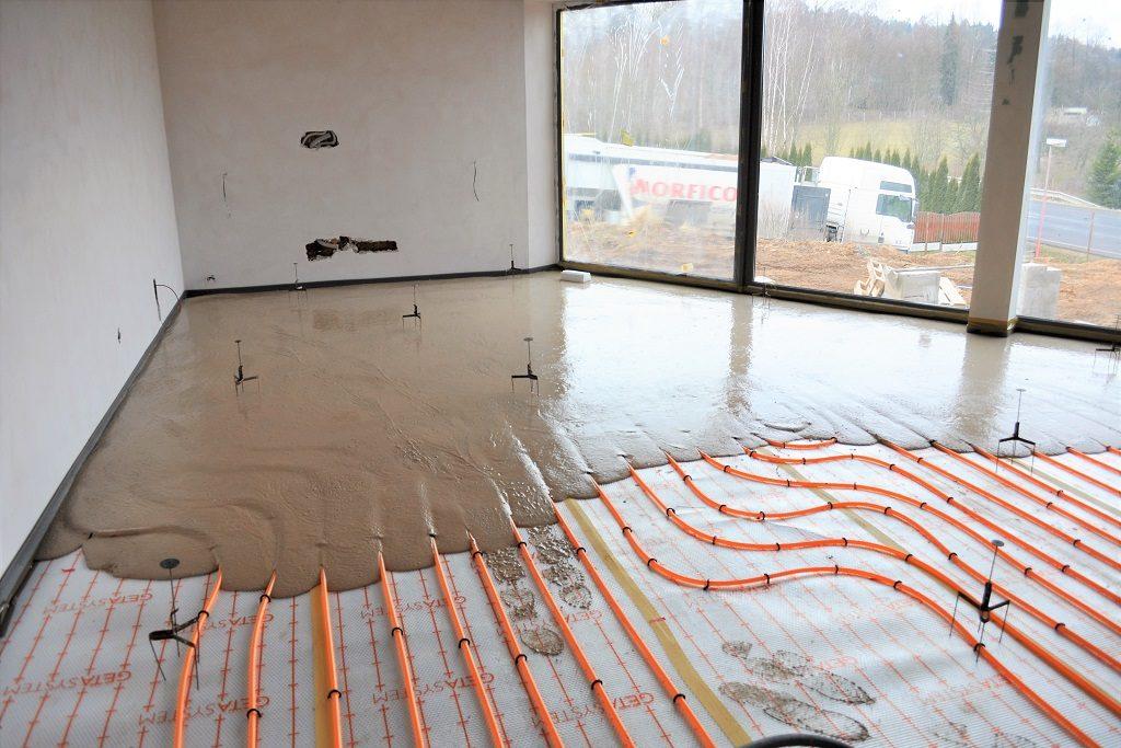 anhydritové podlahy Home Studio